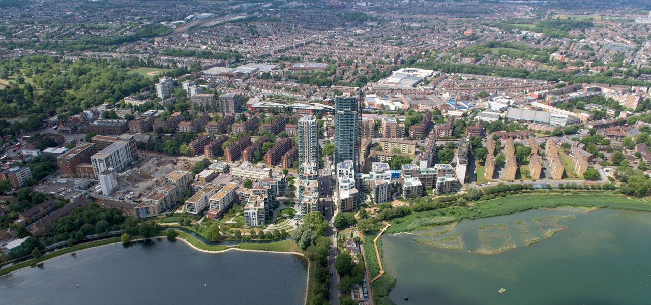 01-1280-Woodberry-Down-Aerial-View